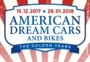 Que faire ce mercredi à Bruxelles ? American Dream Cars & Bikes, the Golden Years