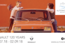 Que faire ce week-end ? Renault 120 years