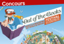 Gagnants du concours du Festival Out of the books