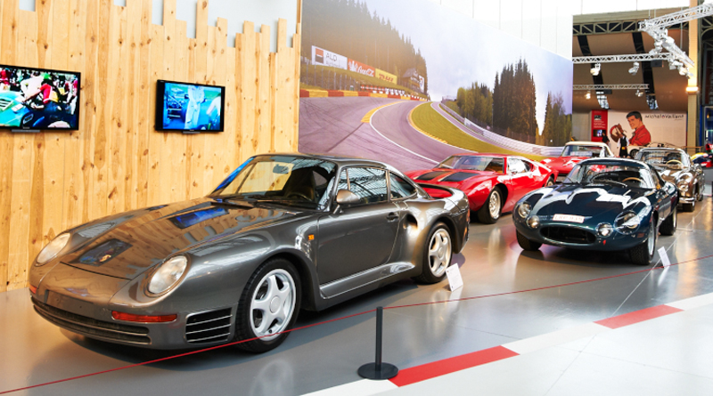 Que faire ce week-end ? Exposition « 70 years Porsche »
