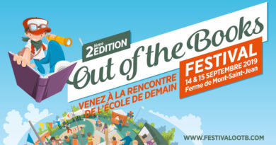 Festival Out of the Books