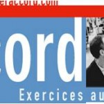 Accord exercices autocorrectifs