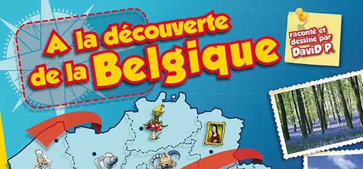 À la découverte de la Belgique