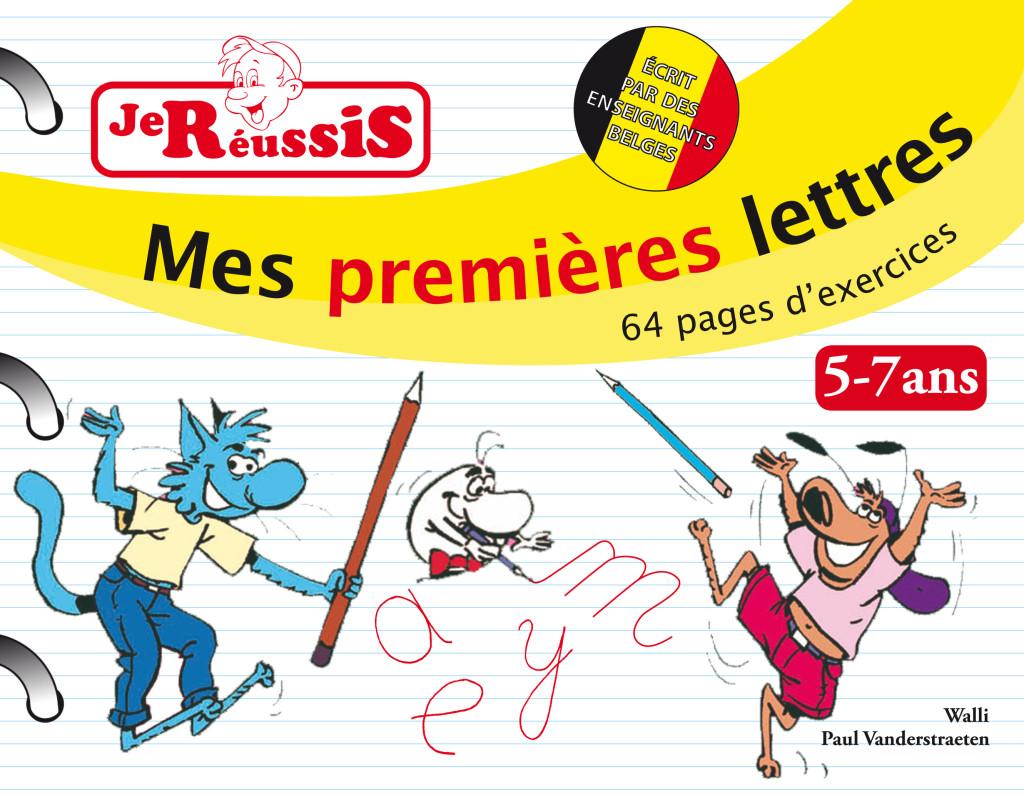 Premières lettres 200911 1couv