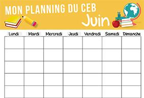 Planning CEB