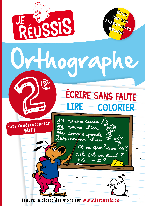 orthographe couv 2e