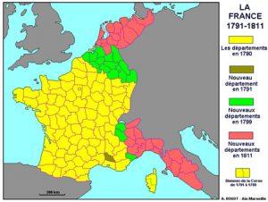 CartesAH_France1811
