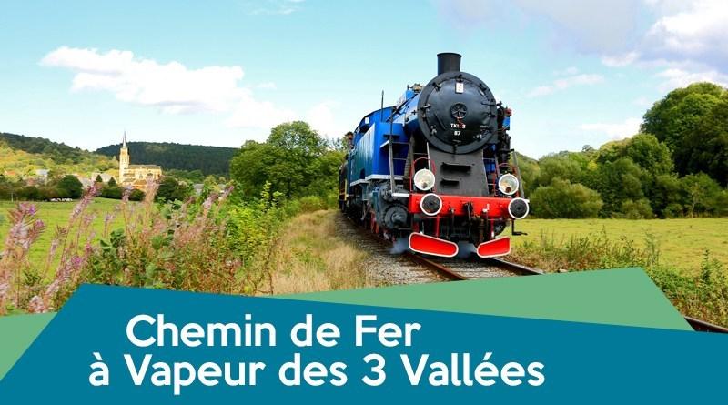 Chemin de fer à vapeur des 3 vallées