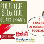 La politique en Belgique racontée aux enfants – VII