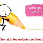 Des coloriages gratuits pour occuper les enfants !