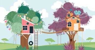 Cabanes : des astuces pour construire un nid douillet à prix réduit