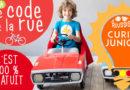 Curio Junior : Le code de la rue