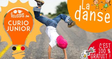 Curio Junior : La danse