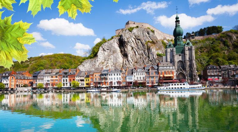 Vivre un été en Belgique… 7 activités à faire en famille dans la région de Dinant
