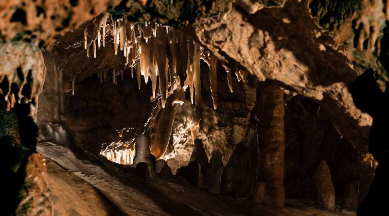 Stage à la Grotte de Comblain